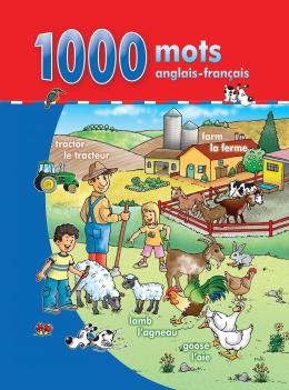 1000 mots anglais-français