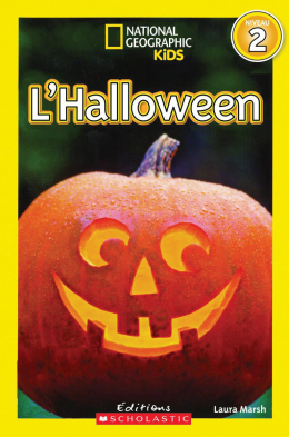 National Geographic Kids : L'Halloween (niveau 2)