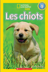 National Geographic Kids : Les chiots (niveau 1)