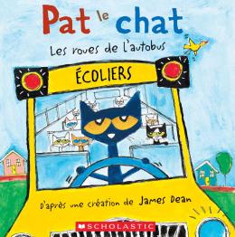 Pat le chat : Les roues de l'autobus