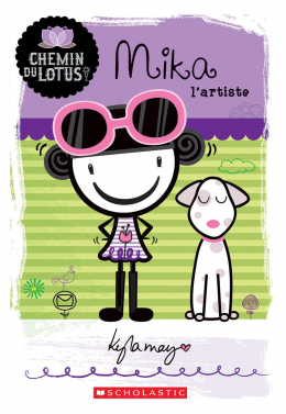 Chemin du Lotus : N° 4 - Mika l'artiste