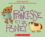 La princesse et le poney