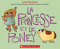 Image result for la princesse et le poney