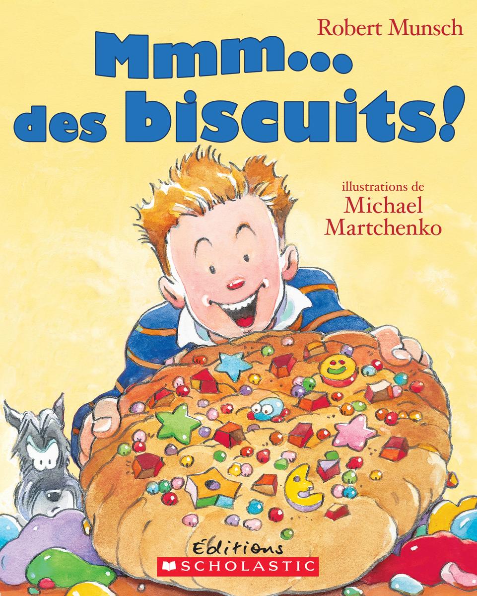 Mmm… des biscuits!
