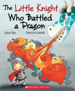The Little Knight Who Battled a Dragon