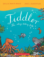 Tiddler: The Storytelling Fish