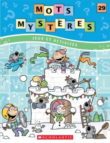 Mots mystères n° 29
