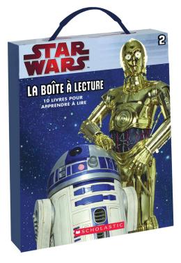 Star Wars - La boîte à lecture n° 2