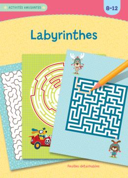 Activités amusantes : Labyrinthes