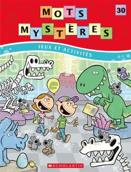 Mots mystères n° 30