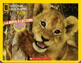 National Geographic Kids : La boîte à lecture