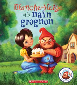 Contes réinventés : Blanche Neige et le nain grognon