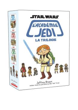 Coffret Star Wars® : l'académie Jedi