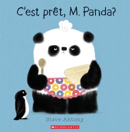 C'est prêt, M. Panda?
