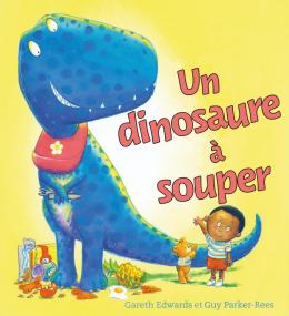 Un dinosaure à souper