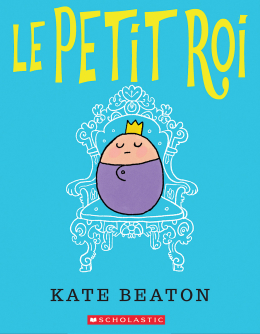 Image result for kate beaton petit roi