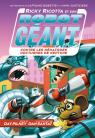 Ricky Ricotta et son robot géant contre les nématodes nocturnes de Neptune (tome 8)
