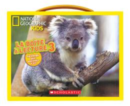 National Geographic Kids : La boîte à lecture 3