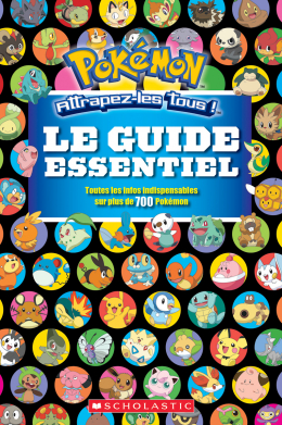 Pokémon : Le guide essentiel