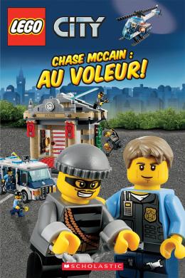 LEGO City : Chase McCain : Au voleur!