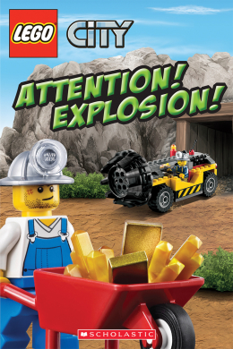 LEGO City : Attention! Explosion!