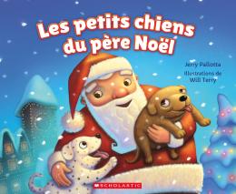 Les petits chiens du père Noël