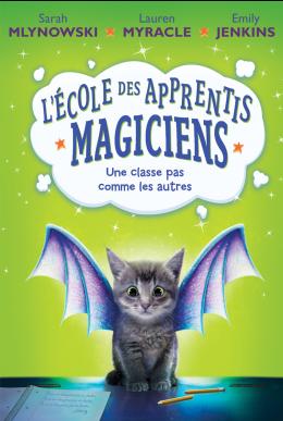 L' école des apprentis magiciens : N° 1 - Une classe pas comme les autres