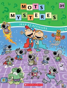 Mots mystères n° 31