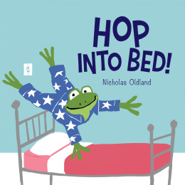 Hop into Bed!