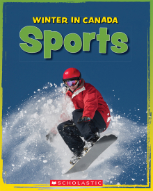 Winter in Canada: Sports