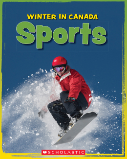 Winter in Canada: Sports