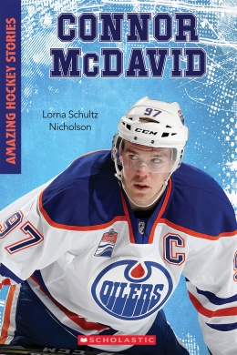 Amazing Hockey Stories: Connor McDavid