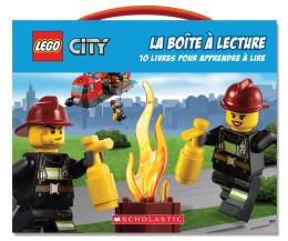 LEGO City - La boîte à lecture