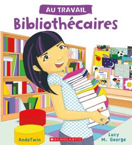 Au travail : Bibliothécaires