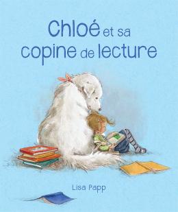 Chloé et sa copine de lecture