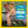 National Geographic Kids : Mon grand livre d'animaux