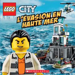 LEGO City : L'évasion en haute mer