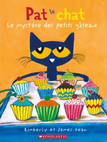 Pat le chat : Le mystère des petits gâteaux