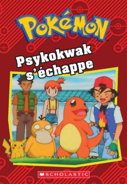 Pokémon : Psykokwak s'échappe
