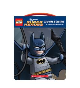 LEGO DC Super Heroes : La boîte à lecture 1