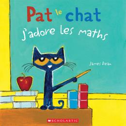 Pat le chat : J'adore les maths