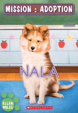 Mission : adoption : Nala