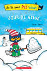 Je lis avec Pat le chat : Jour de neige