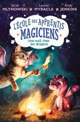 L' école des apprentis magiciens : N°4 - Une nuit chez les dragons