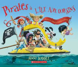 Pirates à l'île aux Oursins
