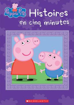 Peppa Pig : Histoires en cinq minutes