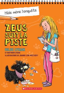 Hilde mène l'enquête : N° 1 - Zeus suit la piste