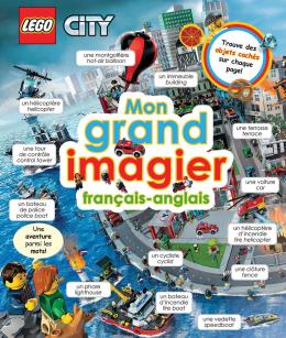 LEGO City : Mon grand imagier français-anglais