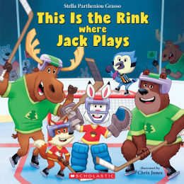This is the Rink Where Jack Plays