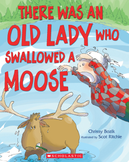 There Was an Old Lady Who Swallowed a Moose